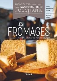Alexandre Léoty - Encyclopédie passionnée de la gastronomie en Occitanie - Les fromages.