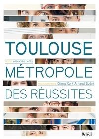 Alexandre Léoty et Qiang Xu - Toulouse métropole des réussites.