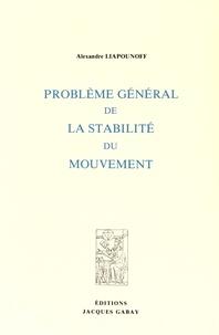 Deedr.fr Problème général de la stabilité du mouvement Image