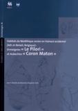 """Alexandre Livingstone Smith - Habitats du Néolithique ancien en Hainaut occidental (Ath et Beloeil, Belgique) : Ormeignies """"Le Pilori"""" et Aubechies """"Coron Maton""""."""