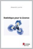 Alexandre Lourme - Statistique pour la licence.