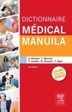 Alexandre Manuila et Ludmila Manuila - Dictionnaire médical Manuila.