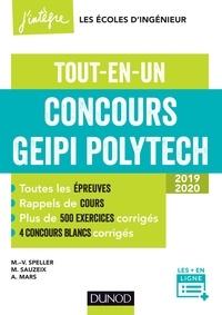 Concours GEIPI Polytech- Tout-en-un - Alexandre Mars pdf epub