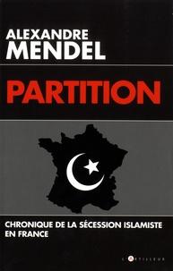 Openwetlab.it Partition - Chronique de la sécession islamiste en France Image