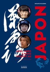 Alexandre Messager - Aoki, Hayo et Kenji vivent au Japon.