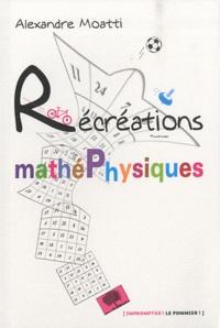 Histoiresdenlire.be Récréations mathéphysiques Image
