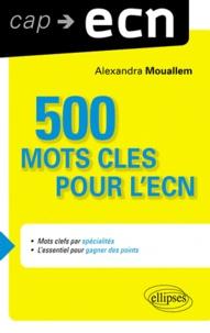 Alexandre Mouallem - 1000 mots-clés pour l'ECN.
