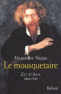 Alexandre Najjar - Le mousquetaire - Zo d'Axa (1864-1930).