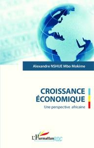Galabria.be Croissance économique - Une perspective africaine Image