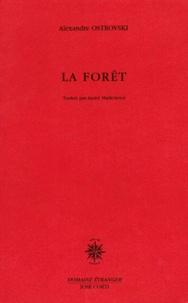 Alexandre Ostrovski - La forêt - [Bussang, Théâtre du Peuple, 25 juillet 1997.