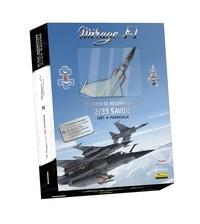 Alexandre Paringaux et Frédéric Lert - Coffret Mirage F1. Tome 2, Escadron de reconnaissance 2/33 Savoie - Avec une maquette en métal d'un Mirage F1 au 1/72ème.