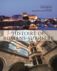 Alexandre Pau - Histoire de Romans-sur-Isère.