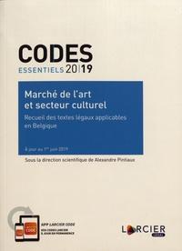 Marché de lart et secteur culturel - Recueil des textes légaux applicables en Belgique.pdf