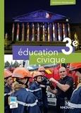 Alexandre Ployé - Education civique 3e - Manuel élève.