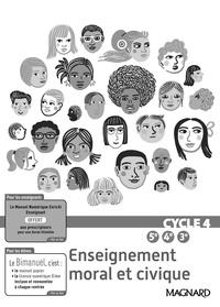 Enseignement moral et civique 5e, 4e, 3e, Cycle 4- Livre du professeur - Alexandre Ployé pdf epub