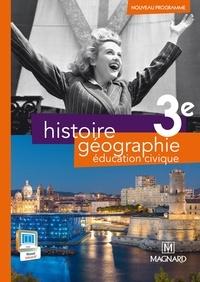 Alexandre Ployé - Histoire géographie éducation civique 3e - Manuel élève.