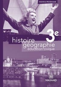 Alexandre Ployé - Histoire Géographie Education civique 3e - Livre du professeur.