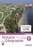Alexandre Ployé - Histoire géographie, enseignement moral et civique 3e cycle 4 - Bimanuel.