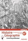 Alexandre Ployé - Histoire Géographie Enseignement moral et civique 4e - Livre du professeur.