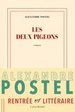 Alexandre Postel - Les deux pigeons.
