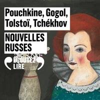 Alexandre Pouchkine et Nicolas Gogol - Nouvelles russes. La Dame de pique, Une âme simple, Le Nez, Zinotchka.