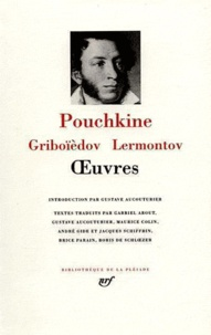 Alexandre Pouchkine - Oeuvres.