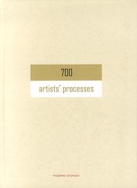 Alexandre Quoi - 700 artists' processes.