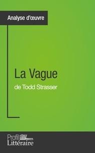 Alexandre Ramakers - La vague de Todd Strasser - Profil littéraire.