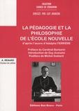 Alexandre Renard - La pédagogie et la philosophie de l'école nouvelle.