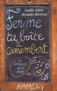 Alexandre Révérend et Camille Saféris - .