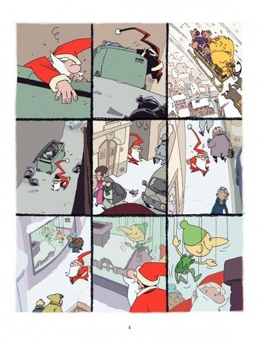 Le petit monde du Père Noël Tome 2 Une nuit au grand magasin