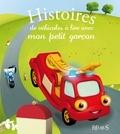 Alexandre Roane et Anna Piot - Histoires de véhicules à lire avec mon petit garçon.