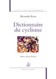 Alexandre Roos - Dictionnaire du cyclisme.