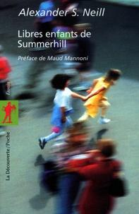 Histoiresdenlire.be Libres enfants de Summerhill Image