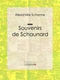 Alexandre Schanne et  Ligaran - Souvenirs de Schaunard.