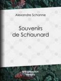Alexandre Schanne - Souvenirs de Schaunard.