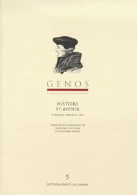 Alexandre Schild et Ingeborg Schüssler - Histoire et avenir. - Conceptions hégélienne et posthégélienne de l'histoire, colloque Erasmus 1995.