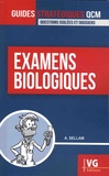 Alexandre Sellam - Examens biologiques.