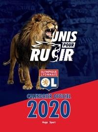 Alexandre Sicault - Calendrier officiel Olympique Lyonnais - Unis pour rugir.