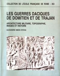 Les guerres daciques de Domitien et de Trajan - Architecture militaire, topographie, images et histoire.pdf