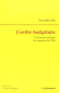 Lordre budgétaire - Léconomie politique des dépenses de lEtat.pdf