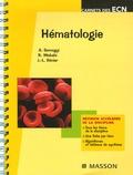 Alexandre Somogyi et Rkia Misbahi - Hématologie.
