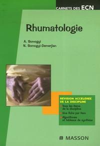 Alexandre Somogyi et Nathalie Somogyi-Demerjian - Rhumatologie.