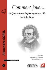 Deedr.fr Comment jouer le Quatrième Impromptu de Schubert Image