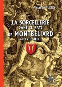 Téléchargements gratuits livres audio ordinateurs La sorcellerie dans le pays de Montbéliard au XVIIe siècle