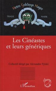 Alexandre Tylski - Les cinéastes et leurs génériques.