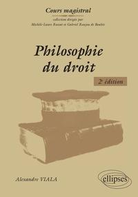 Alexandre Viala - Philosophie du droit.