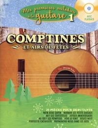 Alexandre Wallon - Comptines et airs de fêtes. 1 CD audio