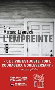 Alexandria Marzano-Lesnevich - L'empreinte.