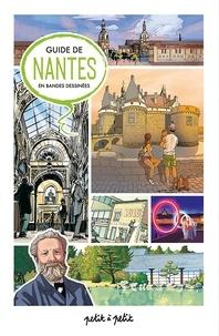 Alexandrine Cortez et Stéphane Pajot - Guide de Nantes en bandes dessinées.